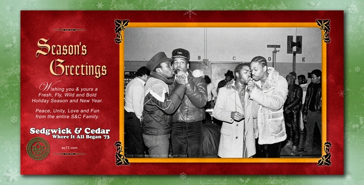 S&C 2009 CHRISTMAS CARD 2