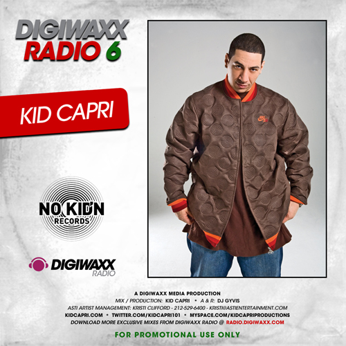 Kid Capri Digiwaxx