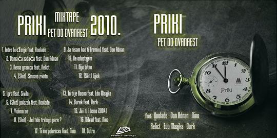 PRIKI- 5 do 12 cover