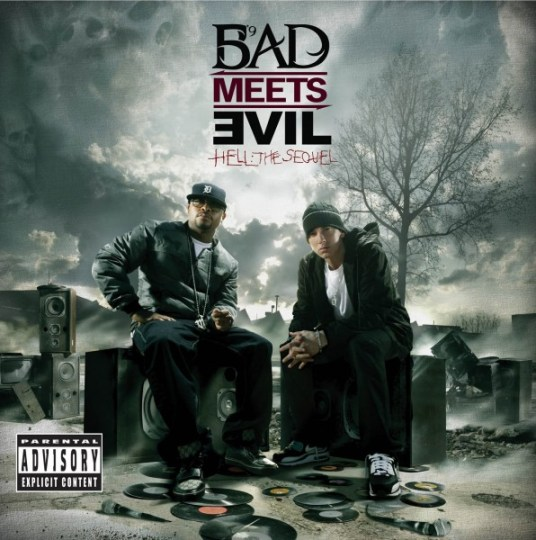 Bad Meets Evil - Hell: The Sequel EP