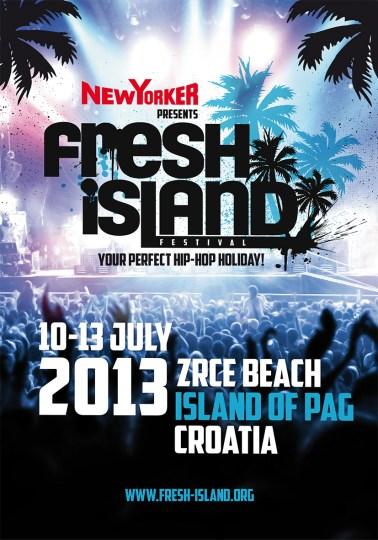 fresh island 2013