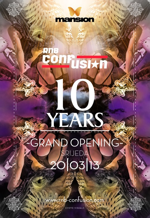 RNB CONFUSION GRAND OPENING NIGHT SEASON 2013_MANSION_20.03.2013. 2