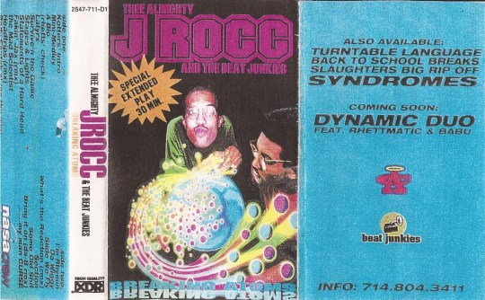 j rocc beat junkies
