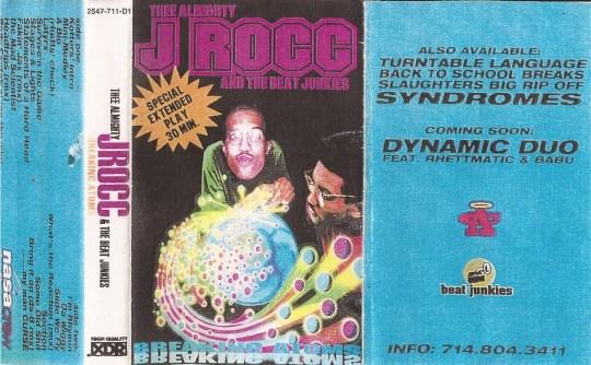 j rocc beat junkies