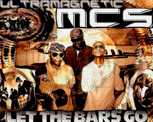 Ultramagnetic MCs-Let The Bars Go