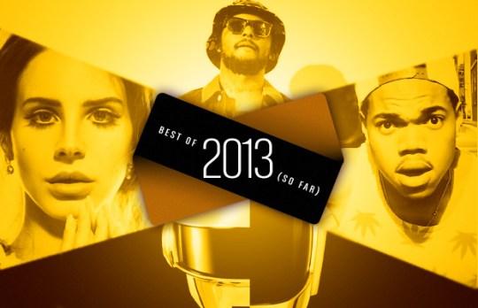 bestof2013_sofar_songs