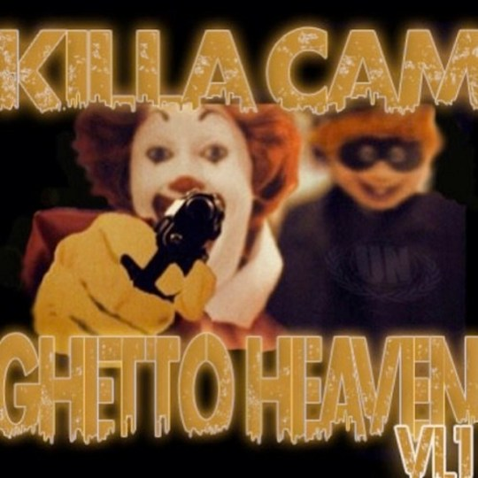 Cam'ron – Ghetto Heaven (Mixtape)