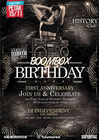 boombox history 15-11