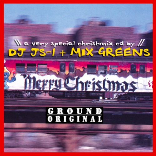 A Very Special Christmas CD - Mixed by DJ JS-1 & Mix Greens