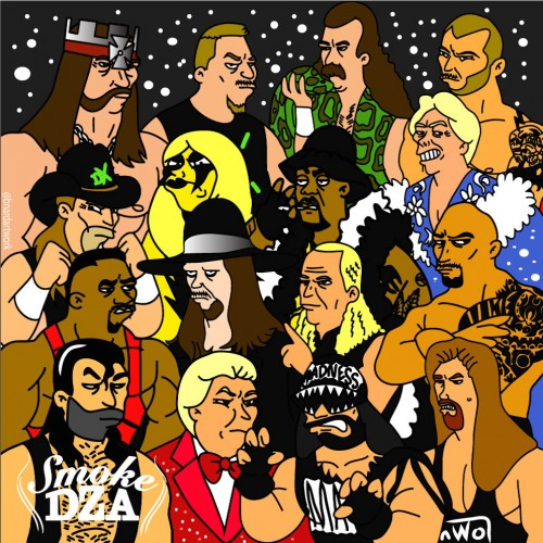 Smoke DZA & 183rd - Ringside 2 (FreEP)