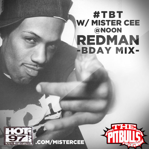 DJ Mister Cee - Redman B-Day Mix