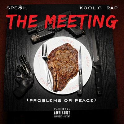 38 Spesh ft. Kool G. Rap - The Meeting (Problems Or Peace)