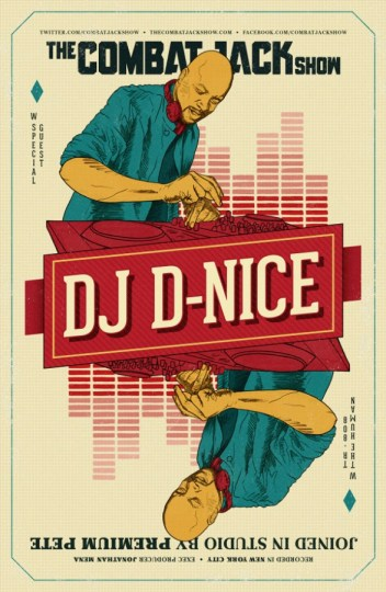 D-Nice on The Combat Jack Show