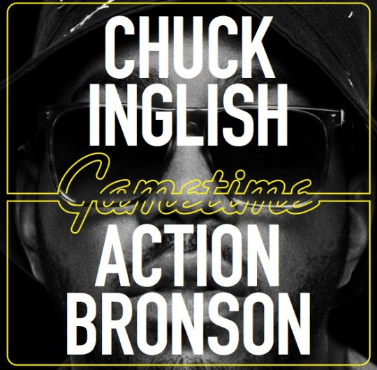 chuck action