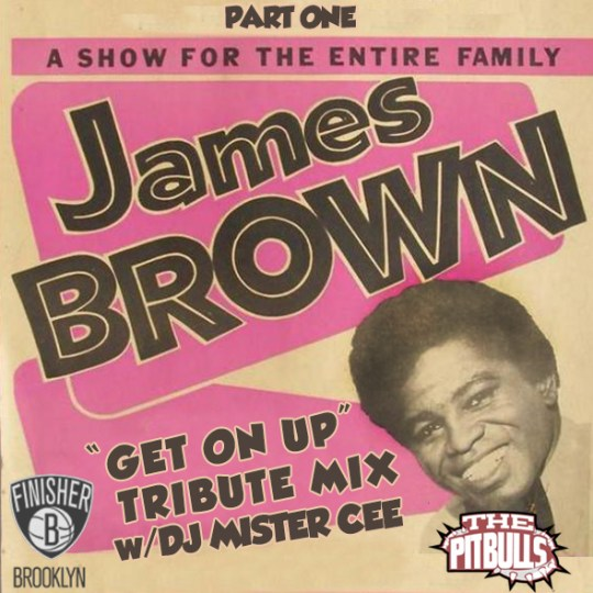 Mister Cee 'James Brown Get On Up' Tribute Mix