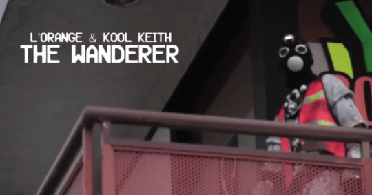 Video: L'Orange & Kool Keith - The Wanderer