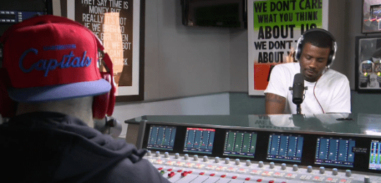 Video: Jay Rock on Real Late with Peter Rosenberg