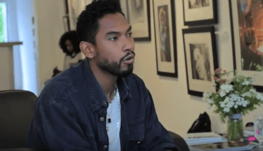 Video: Miguel Interview for Montreality