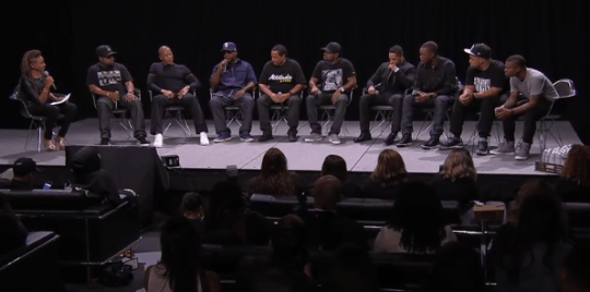 Video: Straight Outta Compton - A Live Conversation