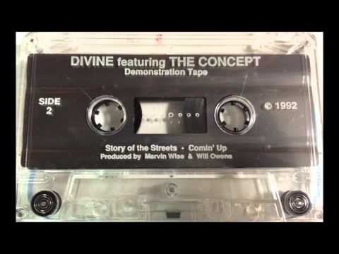 Divine ~ Story Of The Streets Demo