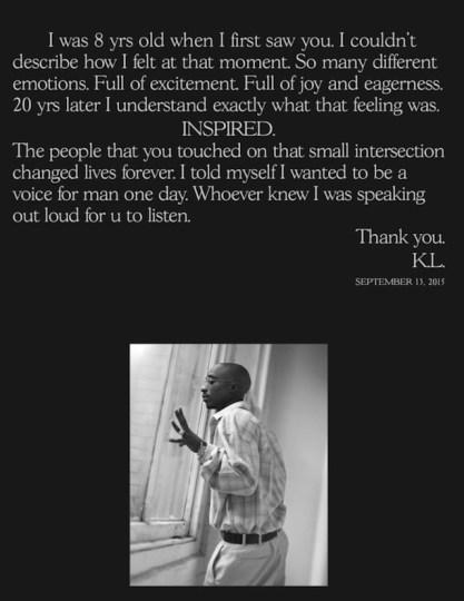 Kendrick-Letter
