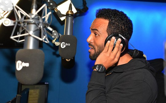 Video: Craig David - Where Are You Now / Fill Me In (BBC 1Xtra)