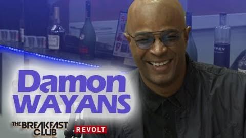 Video: Damon Wayans Interview at The Breakfast Club