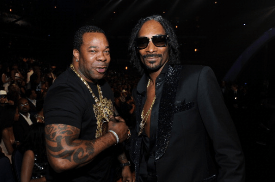 Snoop Dogg ft. Busta Rhymes