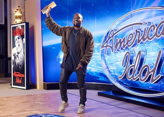 Watch Kanye West's American Idol Audition