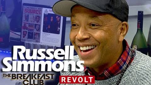 Video: Russell Simmons at The Breakfast Club
