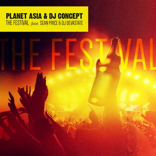 Planet Asia & DJ Concept ft. Sean Price & DJ Devastate - The Festival