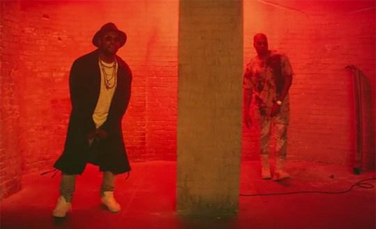 Video: ScHoolboy Q ft. Kanye West - THat Part