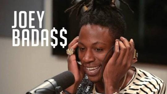 Video: Joey Bada$$ Freestyles on Funk Flex