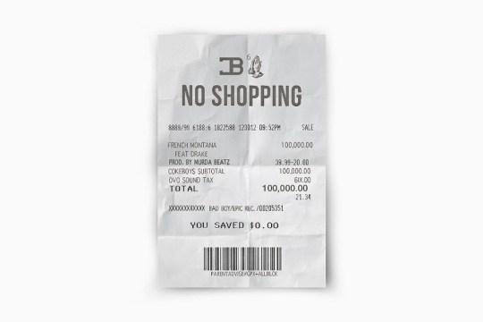 French Montana ft. Drake - No Shopping