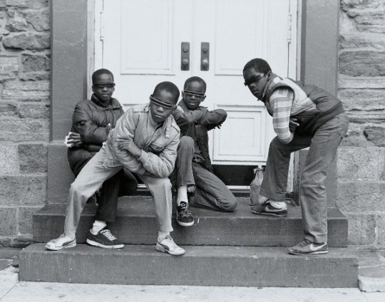 Photos: The Authentic Poses of NYC Hip Hop Culture in the 1980s