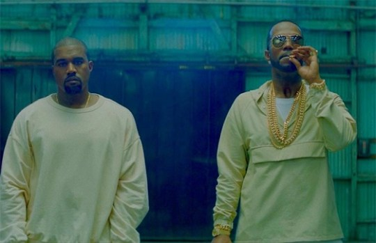 Juicy J ft. Kanye West