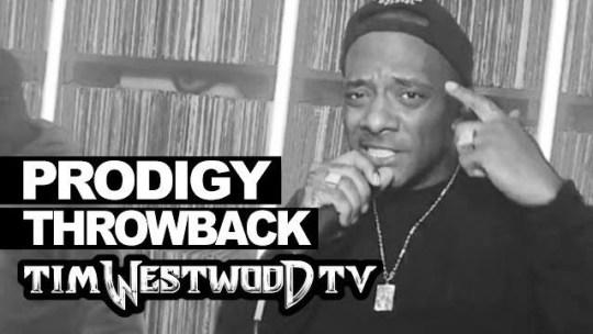 Prodigy Freestyles for Tim Westwood (2001)