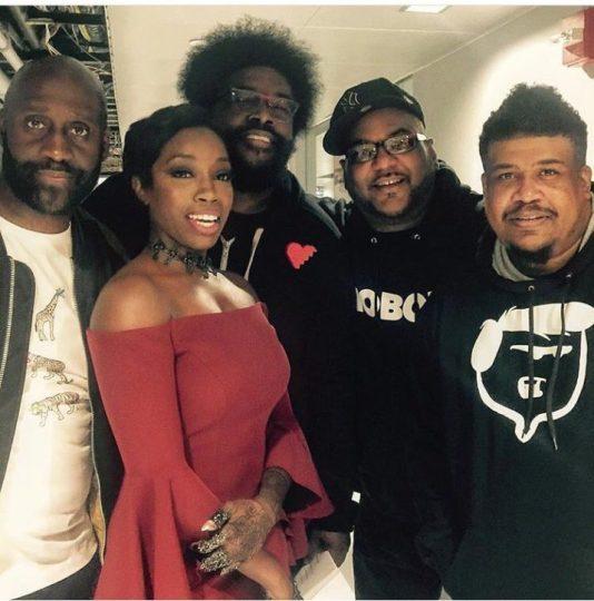 Video: Questlove Interviews De La Soul at The Tonight Show
