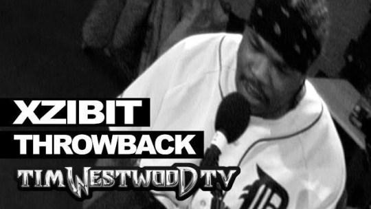 Video: Xzibit Freestyles Backstage at Eminem Show (2000)