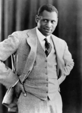 Paul Robeson (1898-1976) •