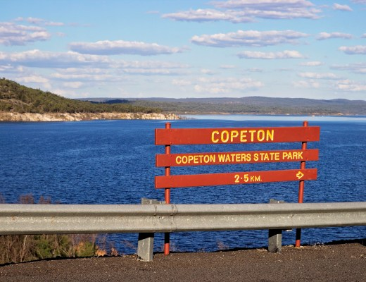 copeton waters