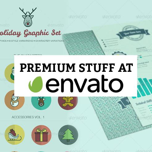 premium templates envato