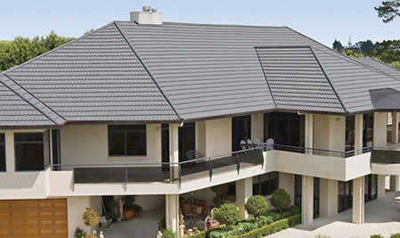 Blackpool Roofing - A lightweight Metrotile roof installed by professional roofing contractors, Blackpool Industrial Roofing can greatly enhance the appearence and weatherproofing of your property