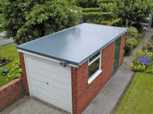flat roof grp fibreseal fibreglass blackpool industrial residential roofing