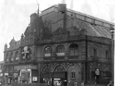 Blackpool Hippodrome