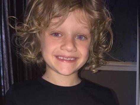 """Jordan's family said the nine-year-old was their """"brightest star"""" and was """"wise beyond his years, caring, considerate, generous and so loving"""""""