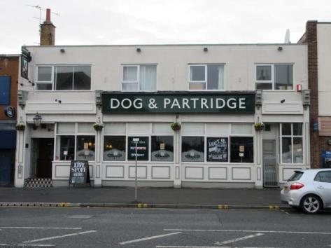 Dog & Partridge / 265 Lytham Road / Blackpool / Lancashire / FY1 6ET / 01253 404047