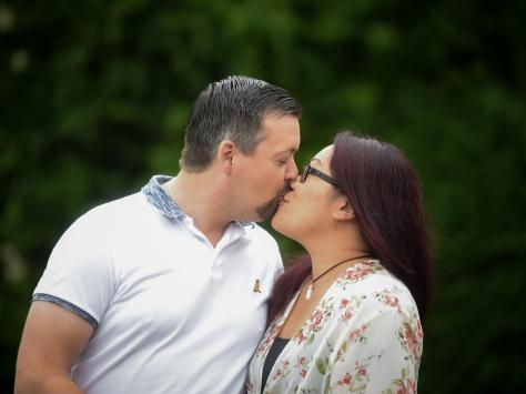 The pair said they wanted to marry no matter what the restrictions were