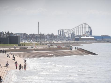 Blackpool has cleaned up its water in recent years, with the addition of new pumping stations north and south of the resort. Picture: Daniel Martino/JPI Media