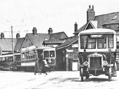 Buses from the 1920s